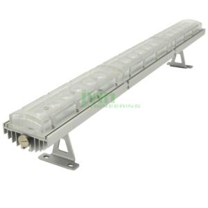 AWH-6745-LED washwall light heatsink casing LED aluminum light housing